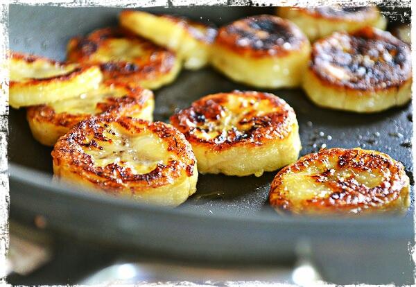 Блюда из бананов рецепты с фото